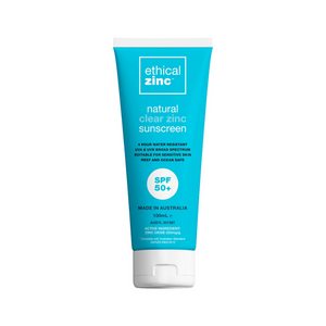 Ethical Zinc SPF 50+ Sunscreen - 100g