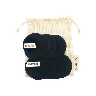 everEco Reusable Bamboo Facial Pads