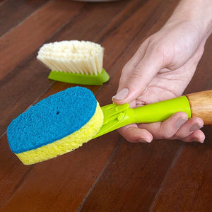 Full Circle 'Suds Up' Dish Sponge removing head