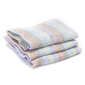 Full Circle 'Tidy' Dish Cloths - Tri Colour