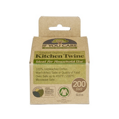 If You Care - Unbleached Kitchen Twine
