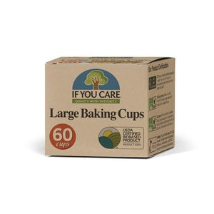 If You Care - Large Baking Cups
