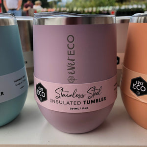 everECO Stainless Steel Insulated Mini Tumbler - Byron Bay