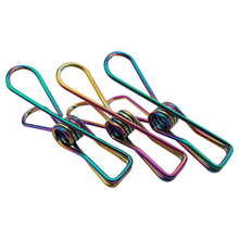 Rainbow Stainless Steel 'Infinity' Pegs Regular