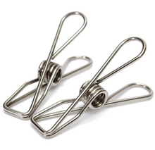 Stainless Steel 'Infinity' Pegs regular
