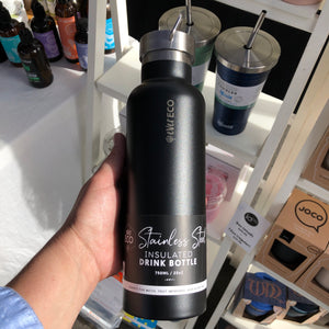 everECO Stainless Steel Insulated Bottle - Onyx
