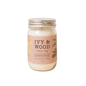 Ivy & Wood Australian Bush Candle