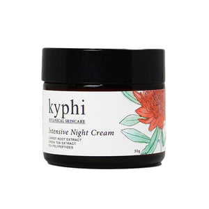 Kyphi Botanical Skincare Intensive Night Cream