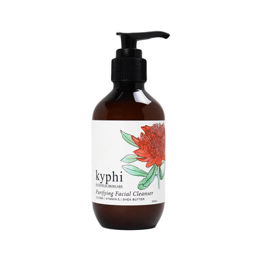 Kyphi Botanical Skincare Purifying Facial Cleanser