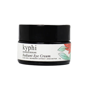 Kyphi Botanical Skincare Radiant Eye Cream