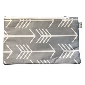 Zip Pouch - Arrows