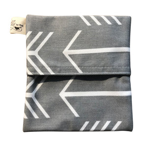 Sanitary Pad Purse Pouch - Arrows