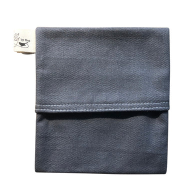 Sanitary Pad Purse Pouch - Grey