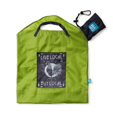 ONYA Recycled Shopping Bag - Small - Live Local