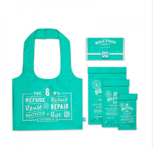 Onya Bulk Food Bag Set Aqua