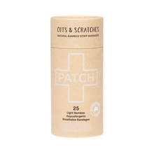 Patch Natural Adhesive Bandages in tube