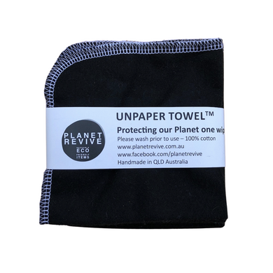 Unpaper Towel - Black
