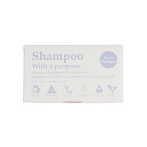 Shampoo With A Purpose - Dry + Damaged