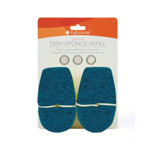 Full Circle Suds Up Dish Sponge Refills in packaging