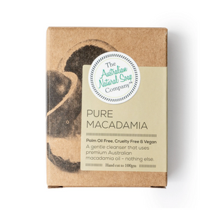 The Australian Natural Soap Co. - Pure Macadamia