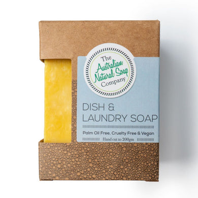The Australian Natural Soap Co. - Dish & Laundry Soap