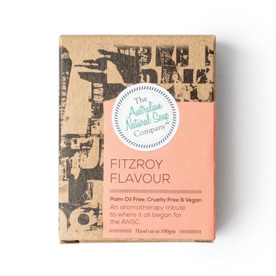 The Australian Natural Soap Co. - Fitzroy Flavour