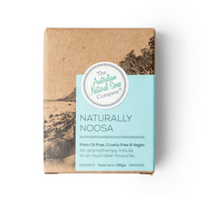 The Australian Natural Soap Co. - Naturally Noosa