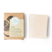The Australian Natural Soap Co. - Pure Macadamia with bar