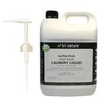 Alpha Plus Laundry Liquid - 5L with pump