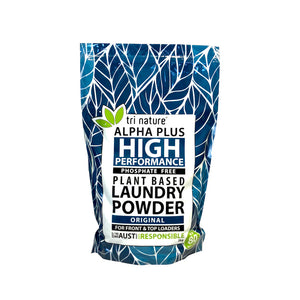Alpha Plus Laundry Powder - Original/No Fragrance 2kg Soft Pack