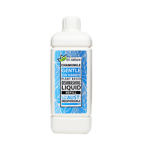 Chamomile Dishwashing Liquid - 1L Refill