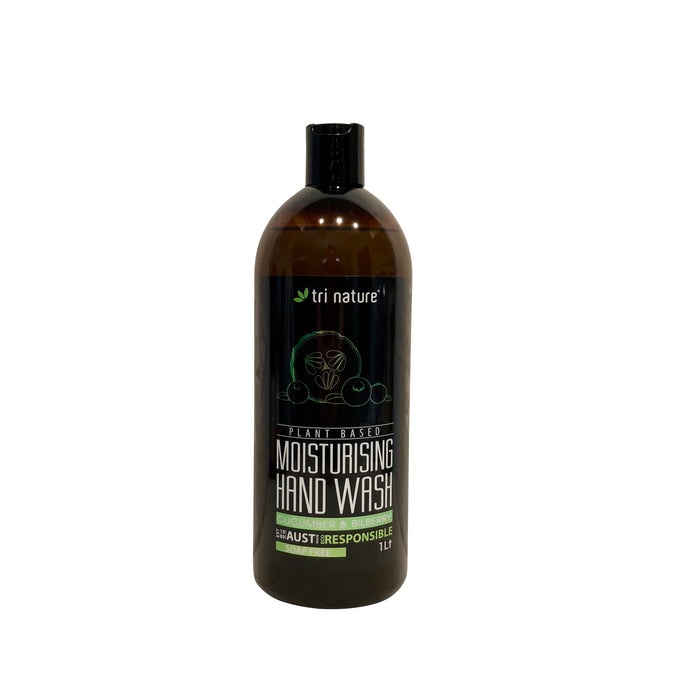 Hand Wash - Cucumber and Bilberry - 1L Refill