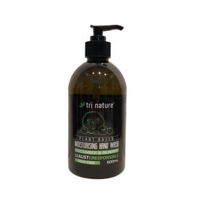 Hand Wash - Cucumber and Bilberry - 500ml + pump