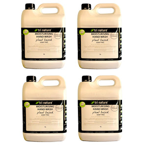Hand Wash White Tea and Ginger 20L (4x5L)