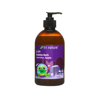 Kids Bubble Bath - Jasmine Jiggle - 500ml