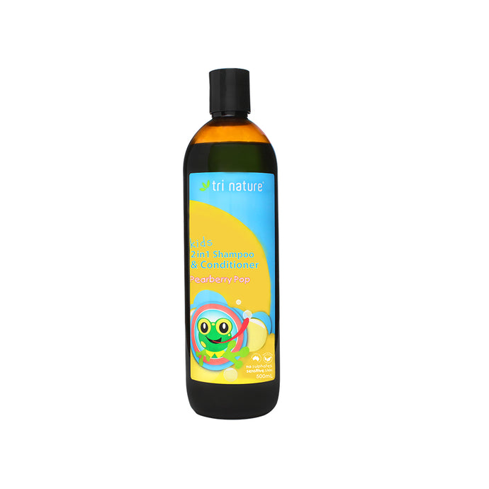 Kids 2 in 1 Shampoo/Conditioner 500ml