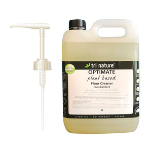 Optimate Floor Cleaner + Pump