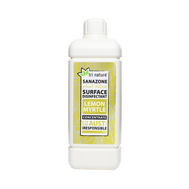 Sanazone Disinfectant - Lemon Myrtle Concentrate
