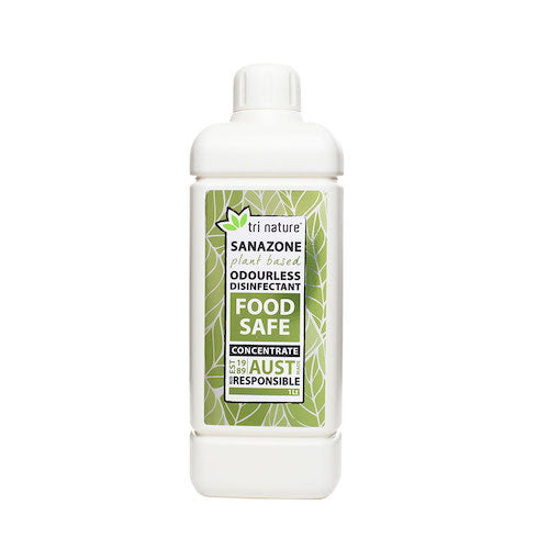 Sanazone Disinfectant - Odourless