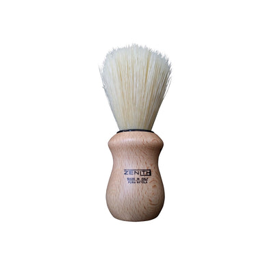 Zenith Wooden Handle Shaving Brush