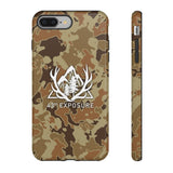 43rd Exposure Logo Cell Phone Tough Cases