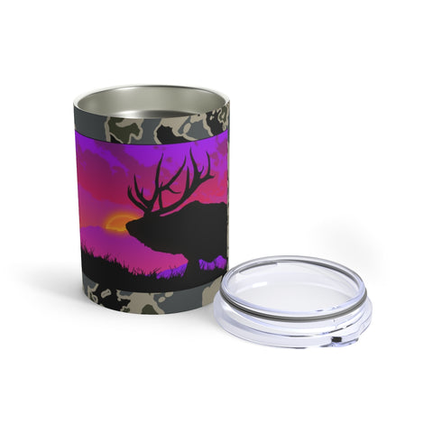 Colorado Elk Tumbler 10oz