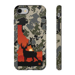 Idaho Mule Deer Cell Phone Tough Cases