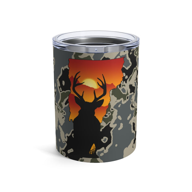 Vermont Whitetail Tumbler 10oz