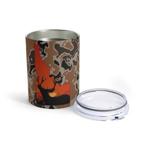 Idaho Deer Tumbler 10oz