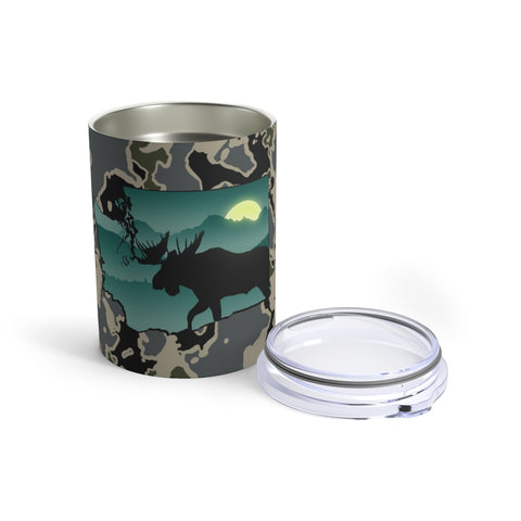Washington Moose Tumbler 10oz