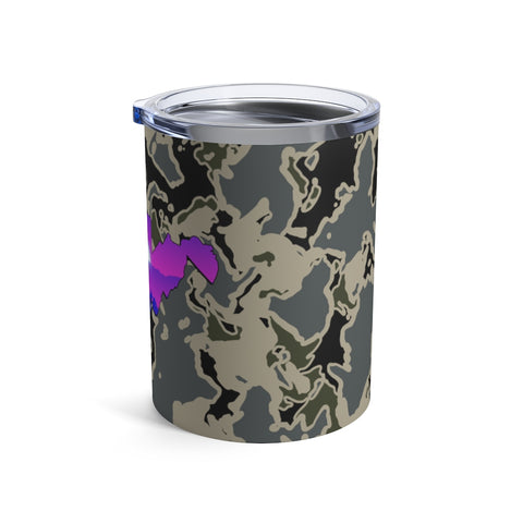 West Virginia Whitetail Deer Tumbler 10oz