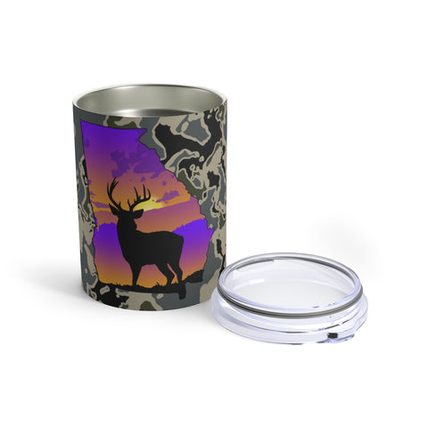 Georgia Deer Tumbler 10oz