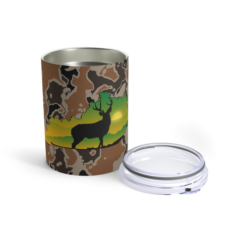 Kentucky Deer Tumbler 10oz