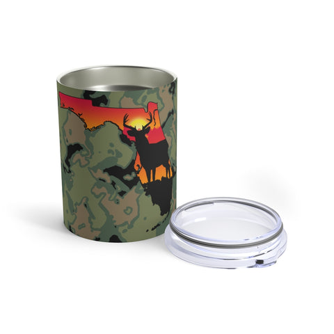 Florida Deer Tumbler 10oz